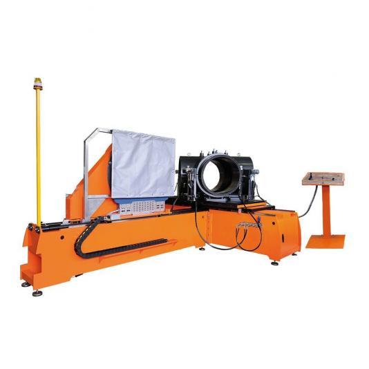 Ritmo ALFA 630 T V1 (400V 3fázis) konfekcionáló hegesztőgép 630mm-ig